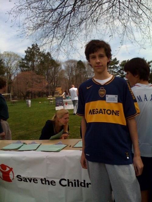 3-v-3 tournament organizer Andy Mondino