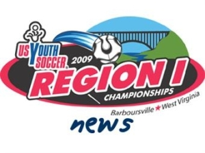 USYSA Region I logo