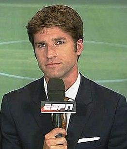 Kyle Martino, ESPN broadcaster