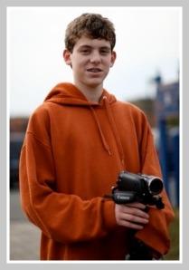 Sam Bender, Staples soccer's  first videographer.